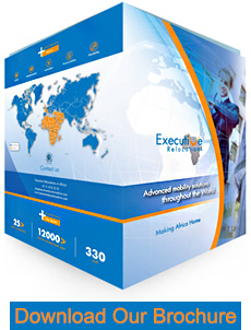 Executive Relocations Africa brochure